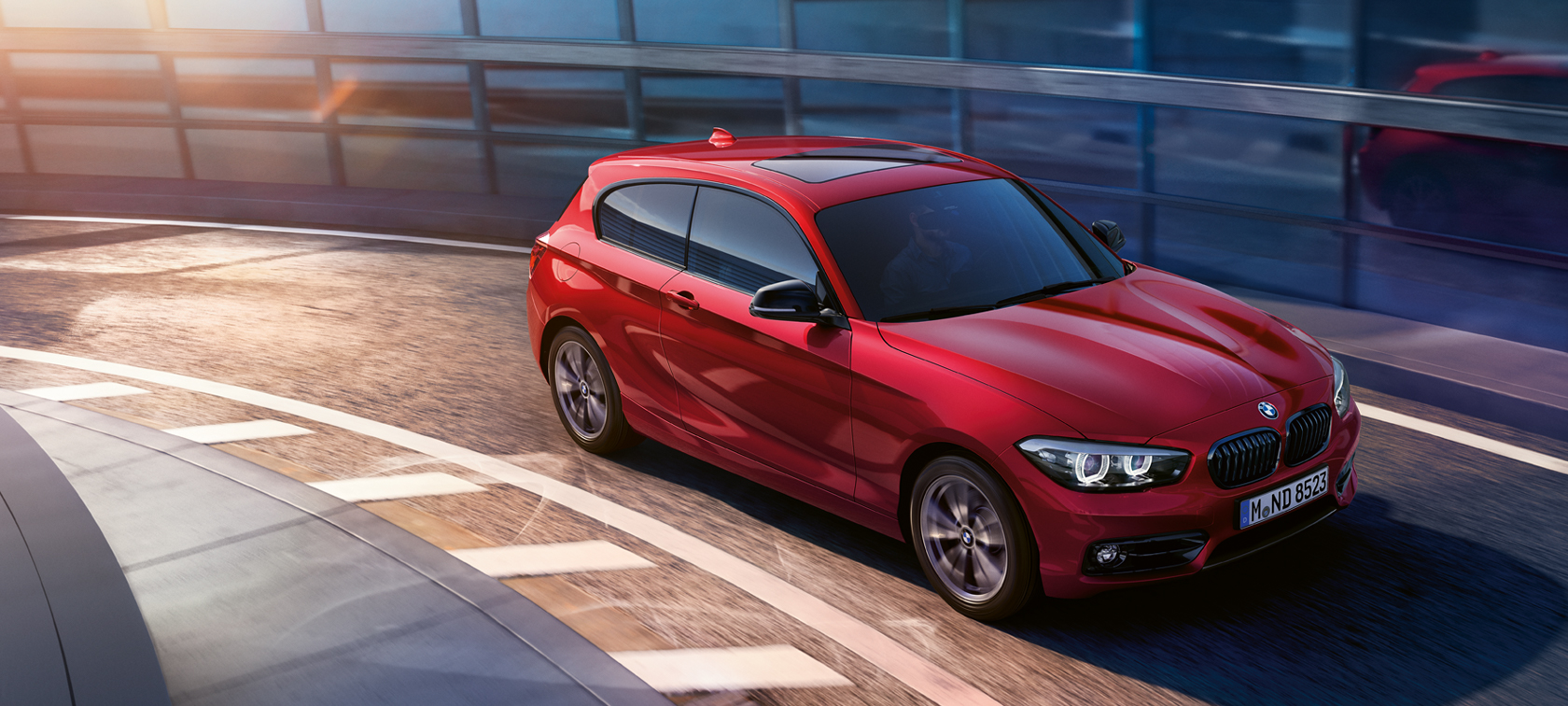 1 series new cars with full equipment that delivers high performance