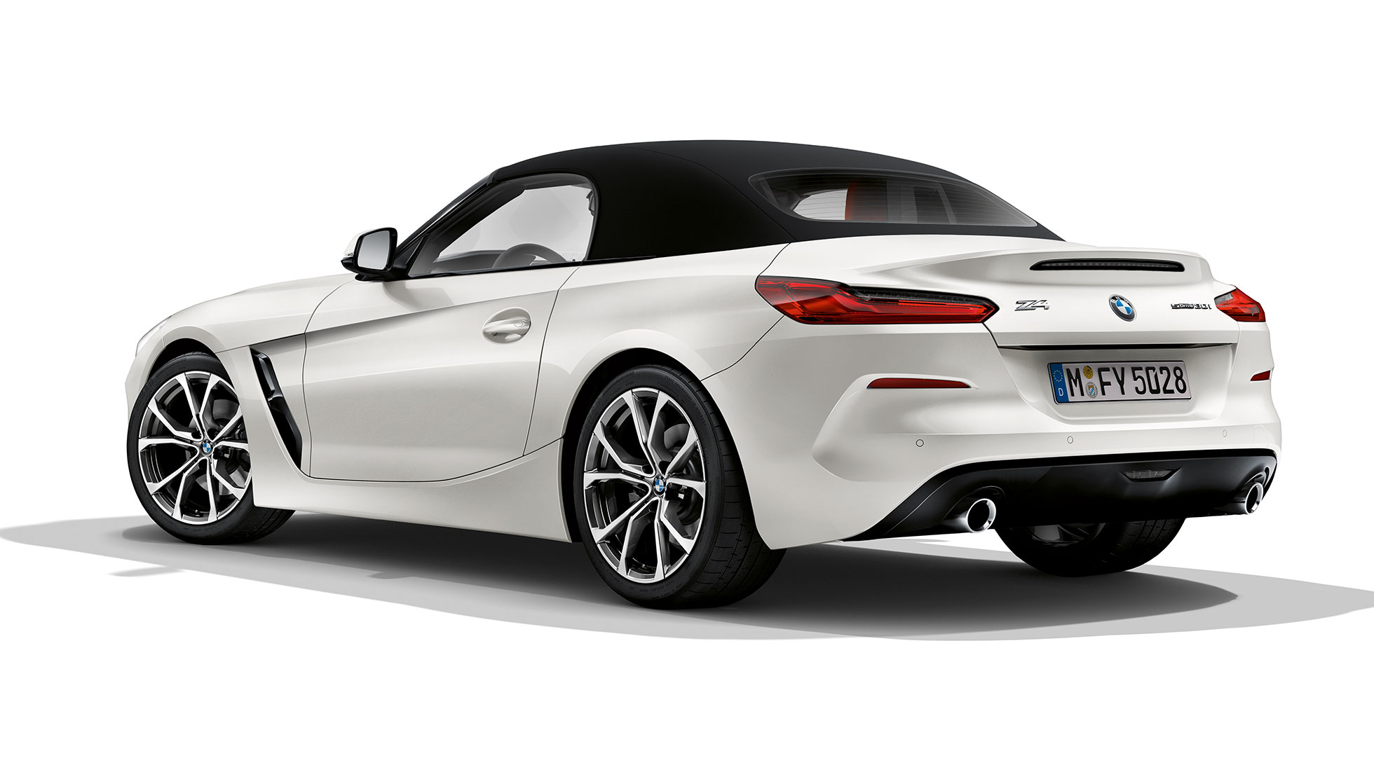 Bmw Z4 Roadster Information And Details