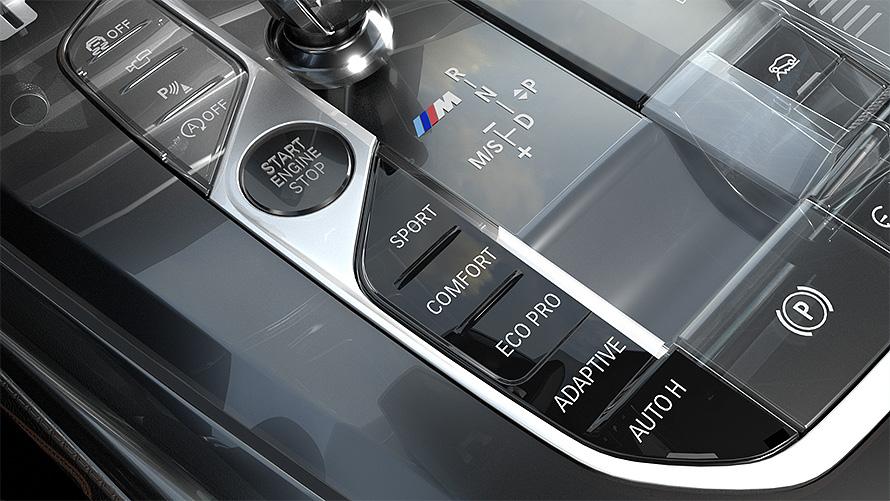 BMW EfficientDynamics: Energy Management